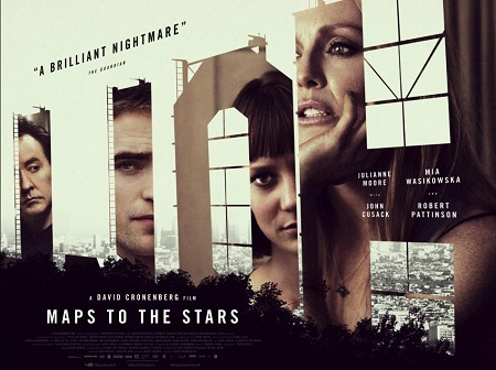 Review: Maps to the Stars